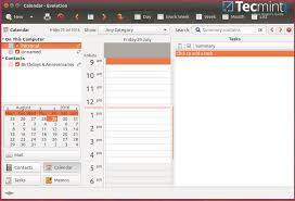Flat Desk Calendar 6 Best Calendar Apps For Linux Desktop
