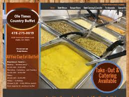 Old Country Buffet Application by Ole Times Country Buffet Southern Buffet Dublin Ga