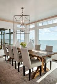 Lamps For Dining Room Interior Design Ideas The Table Dining Chairs And Lighting In