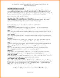 Block Style Cover Letter by 7 Types Of Business Letter Format Hr Cover Letter