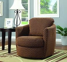 Small Swivel Chairs Living Room Design Ideas Gorgeous Use Of The Swivel Living Room Chairs For Utmost Comfort