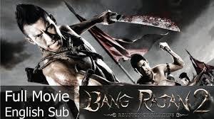 film eksen bahasa indonesia thai action movie bang rajan 2 english subtitle youtube