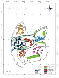 Map Scales Development Of Large Scale Land Information System Lis By Using