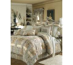 croscill cassarina california king comforter set u2014 qvc com