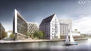 architektur visualisierungen kresings architektur münster hafentor https www loomn de 3d