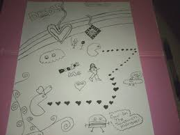 doodle pacman pac doodle doodler