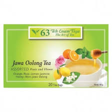 Teh Jawa harga teh jawa oolong assorted fruits and flowers 6 variant 2 pack