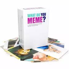 Meme Card Game - what do you meme card game buy sell online decks sets with cheap