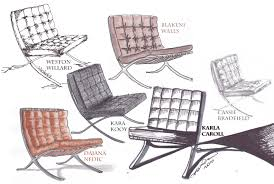 home design barcelona chair mies van der rohe window treatments