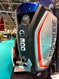 the new seven marine 627 takes outboard power to a new level