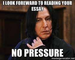 Memes About Writing Papers - great essay tips how to write a kick ass essay