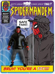 Meme Toys - spider mandem toy spider man know your meme