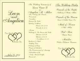 traditional wedding programs catholic wedding invitation wording 7577 and traditional catholic