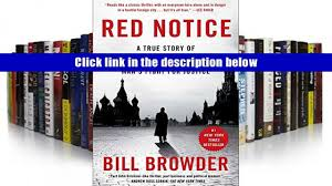 free download red notice a true story of high finance murder
