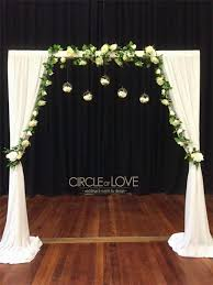 garland wedding arch archives wedding locations melbournewedding