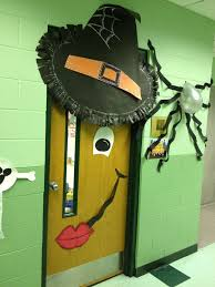 Door Decorations For Halloween Halloween Decorations Can Make Your Celebration Stunning