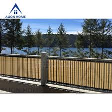 Outdoor Patio Windscreen by Amazon Com Alion Home Hdpe Privacy Screen For Patio Deck