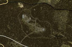 Map Of Chernarus Military Base Kamensk Dayz Wiki