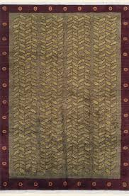 Tibetan Hand Knotted Rug Kelp Tibetan Hand Knotted Rug From The Tibetan Rugs Collection At