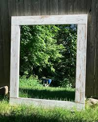 Frame Bathroom Mirror by 31 Best Rustic Mirrors Framed Bathroom Mirrors Handmade Mirrors