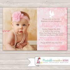 Sample Invitation Card For Christening Christening Invitation Templates Free Futureclim Info