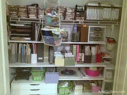 organized craft room and garage workshop atta says