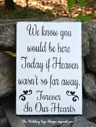 wedding memorial sign best 25 wedding signing table ideas on diy wedding