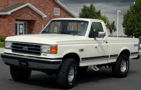 1991 ford f150 xlt lariat ford f 150 standard cab 1991 white for sale