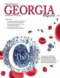 the university of georgia magazine december 2013 by university of