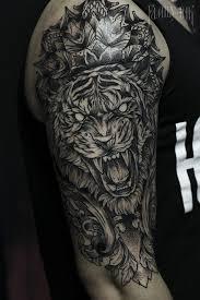 41 best geometric tiger tattoo images on pinterest tiger tattoo