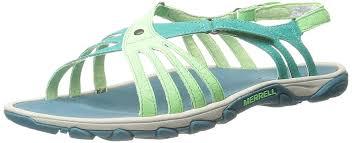 merrell women u0027s enoki link hiking sandals shoes sports u0026 outdoor