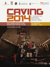 caving 2014 chile mining geology