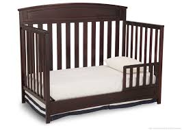 Toddler Bed With High Sides Sutton 4 In 1 Crib Delta Children U0027s Products