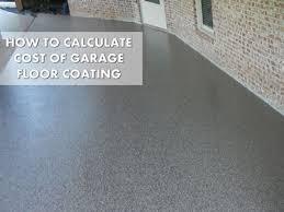 Tiles For Garage Floor Garage Floor Coating Costs Breaking Up The Spend