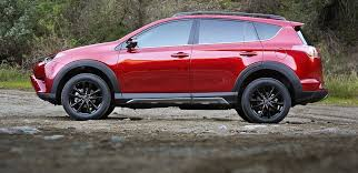 2018 subaru forester lifted there u0027s more to the 2018 toyota rav4 adventure than upgraded trim