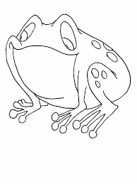 frog coloring pages coloring pages print