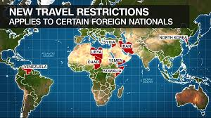 Iran On World Map Trump Administration Announces New Travel Restrictions Cnnpolitics