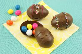 easter egg surprises chocolate easter eggs