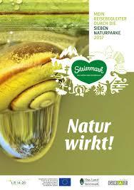 G Stige Landhausk Hen Online Natur Wirkt 2017 By Naturparke Steiermark Issuu