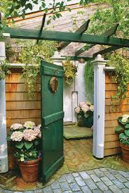 Outdoor Shower And Toilet Fresh Air Outdoor Bath Showers For Beach Houses Coastal Living