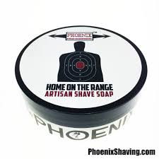 Home On The Range by Home On The Range Classic Shaving Soap Phoenix Artisan Accoutrements