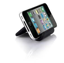 new rubber cell phone holder for desk security holder for iphone