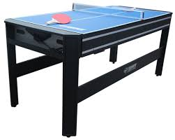 air hockey combo table sportcraft 45 6839 72 4 in 1 swivel combo table sears outlet