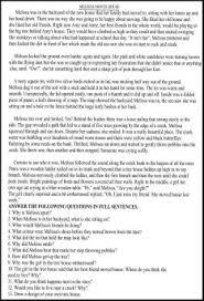 printable reading comprehension worksheets worksheets