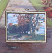 pictures paintings dollhouse home décor ebay