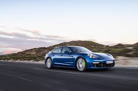 porsche 4 door sports car 2018 porsche panamera 4 e hybrid first drive review