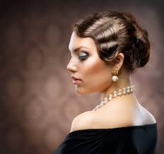 wedding hair updo for older ladies 20 vintage hairstyles that are totally hot right now 4 1980s big