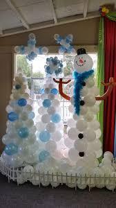 120 best christmas balloon decor images on pinterest balloon