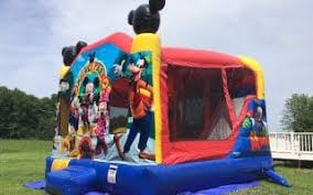 mickey mouse clubhouse bounce house mickey mouse clubhouse bounce houses northern kentucky water