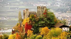 architecture building landscape castle tyrol italy ruin